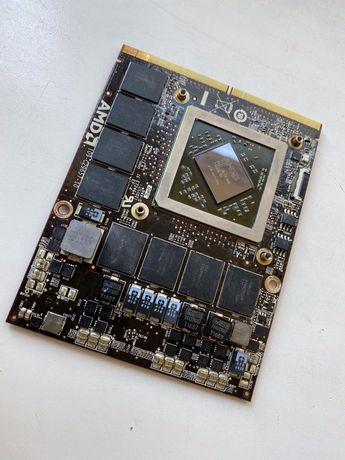 AMD Radeon hd6990m 2GB видеокарта для ноутбука