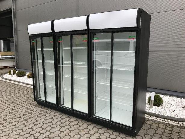 Szafa witryna chłodnicza Norcool dł. 90 cm. Dostawa.