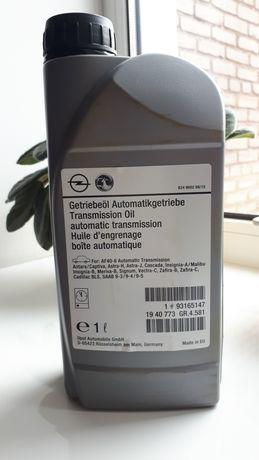 ТрансмиссионноемаслоGeneralMotorsATFAW-1коробка AF40-6