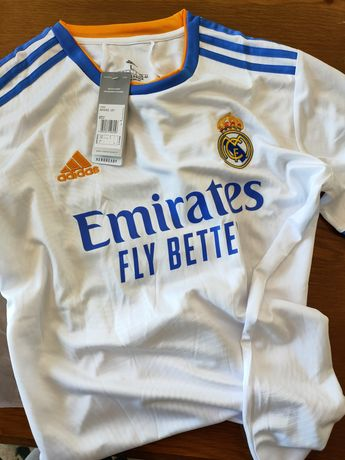 Camisola Real Madrid Benzema