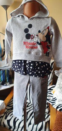 Dresy mini dla dziewczynki
