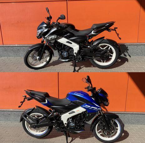 Мотоцикл Bajaj Pulsar 200NS/2021/Гарантия 2г/Документы/Новые цвета