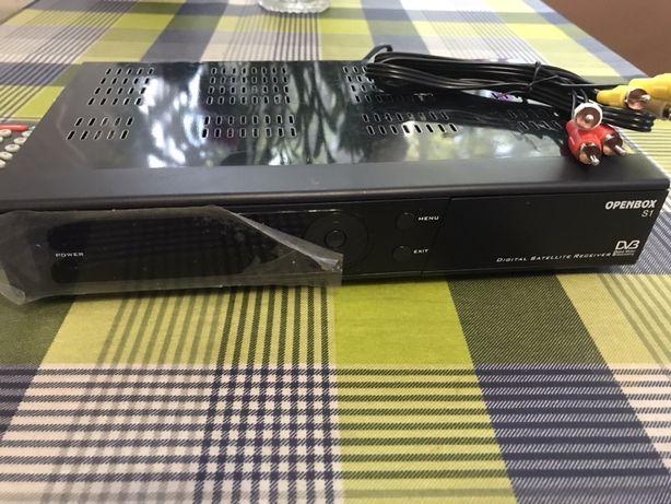 OPENBOX S1 спутниковый ресивер
