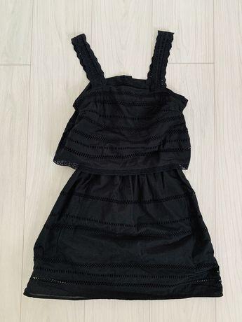 Czarna sukienka Topshop roz. 34