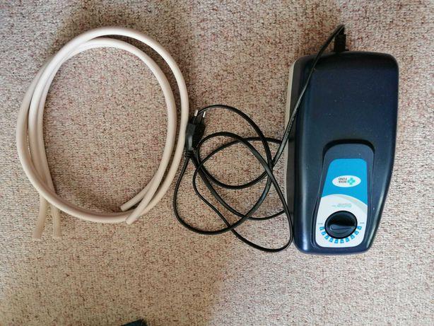 Pompa do materaca pneumatycznego przeciwidleżynowego nowa