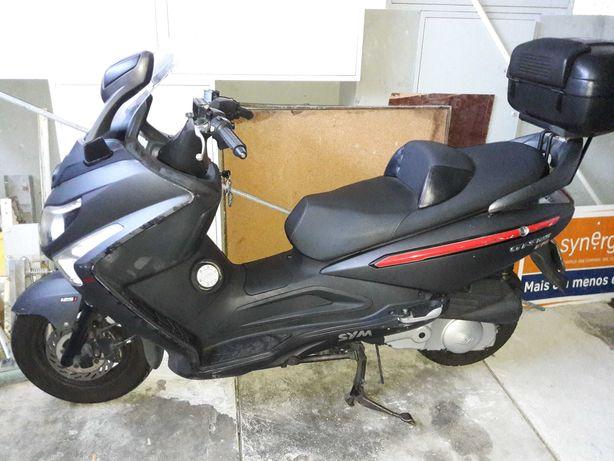 scooter 125 SYM GTS evo