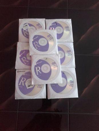 Płyta DVD - 10 szt.