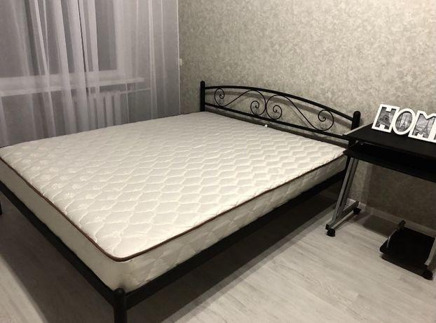 Продам новую кровать 2м/2 м с матрасом