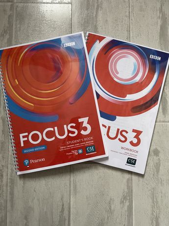 Focus 2nd edition 1,2,3,4