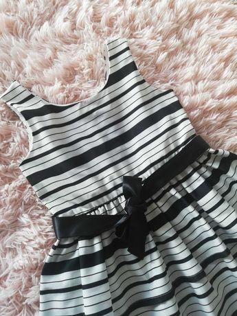 Sukienka dziewczęca H&M 128
