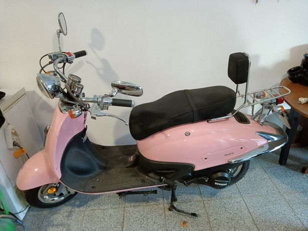 Scooter ZN125T-E