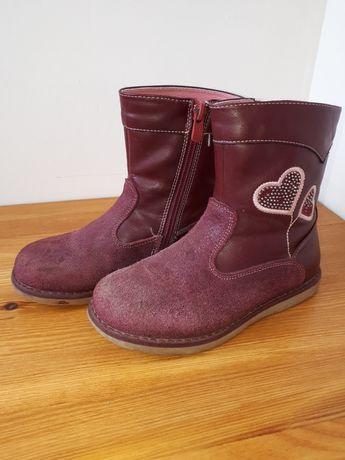 Демисезонные ботиночки 29 размер