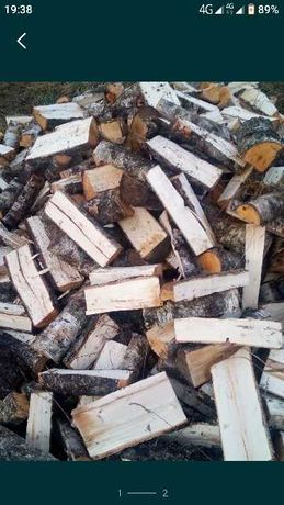 Drewno opalowe brzoza
