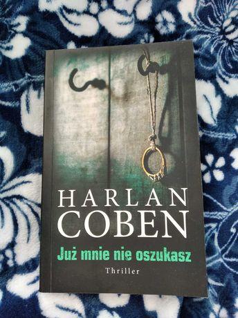 """""""Już mnie nie oszukasz"""" Harlan Coben"""