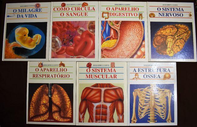 Descobrir O Corpo (Colecção Completa)