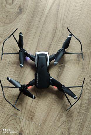 Inteligentny składany SMSRT dron z kamerą wi-fi i pilotem
