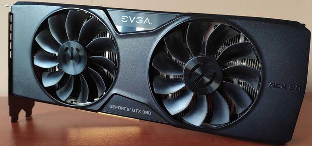 EVGA GeForce GTX 980 4GB 256bit SC GAMING ACX 2.0