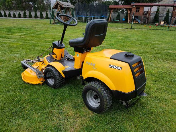Kosiarka Traktorek Stiga PARK silnik Honda 2 cylindry z Niemiec piękna