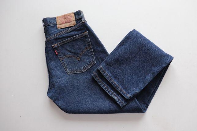 Spodnie męskie jeansy Levi's 517 W30 L34. Stan bardzo dobry. Levis