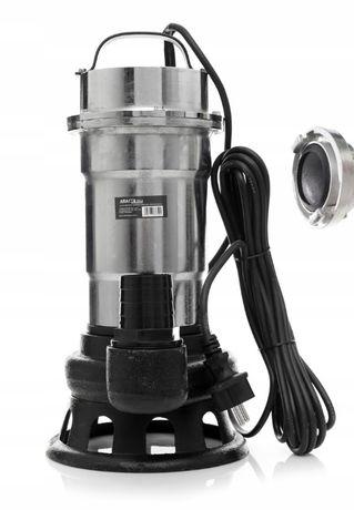 """Pompa do wody brudnej szamba z rozdrabniaczem szybkozłączka na wąż 2"""""""