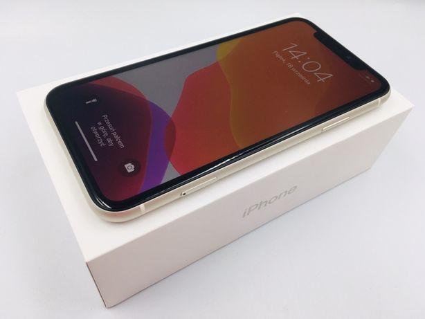 iPhone 11 64GB WHITE • BATERIA 100% • GWAR do 17.03.20 • AppleCentrum