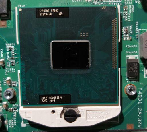 Intel Celeron B815 / Samsung ddr3 sodimm