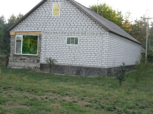 Дом в живописном уголке, большая площадь земли