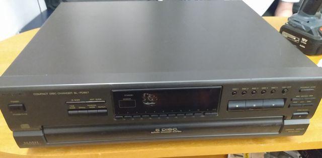 Odtwarzacz CD Techniks