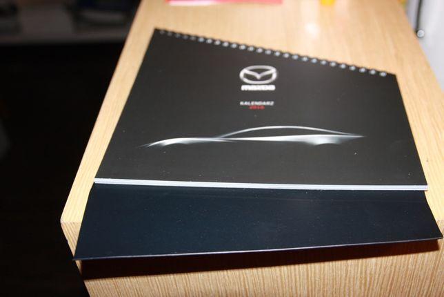 Mazda - Kalendarz 2016