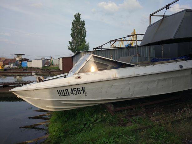 Лодка Крым 3 с мотором Honda 50