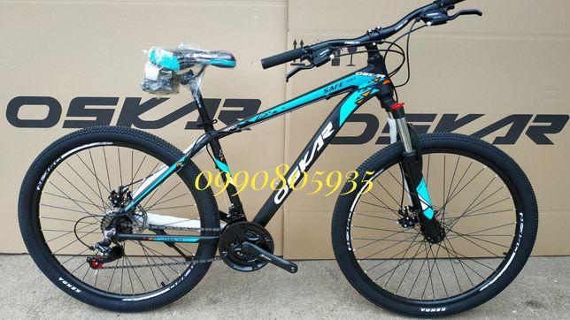 """Новый горный велосипед Oskar 27,5""""SAFE100 алюминиевая 17 рама"""