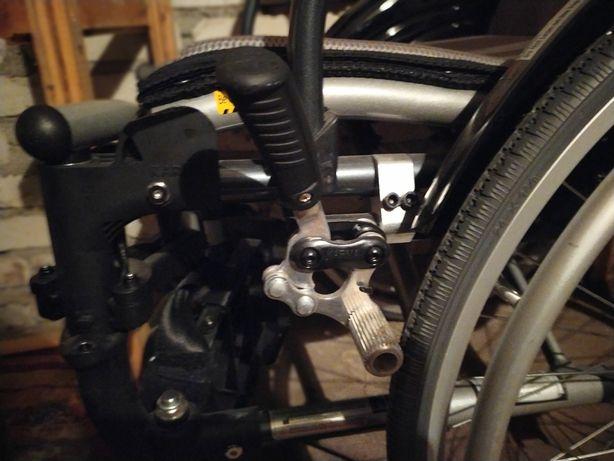 Wózek inwalidzki ręczny Karma