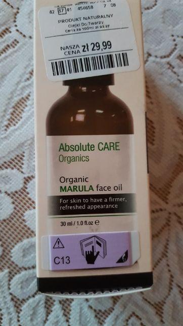 olej marula 30ml nowy nieuzywany do twarzy i włosów