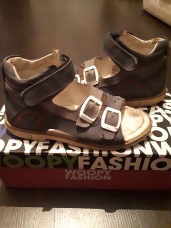 Woopy!!!Ортопед.кожaная турецкая обувь для мальчика!!!