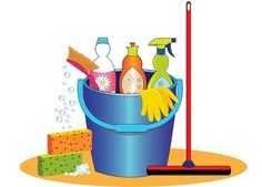 Serviços de limpeza doméstica e outros
