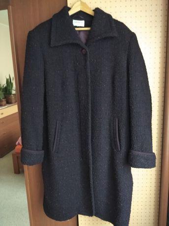 Ciepły gruby płaszcz 44