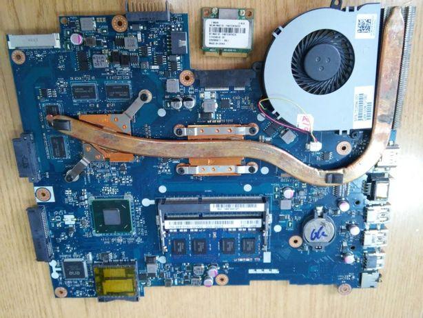 Материнська плата LA-9104P : I3-3217U+Radeon 7670 -ноутбук Dell Insp 3