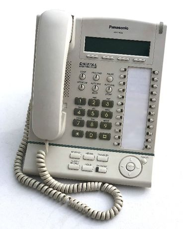Telefon - Aparat systemowy Panasonic KX-T 7630 - stan BDB+100% sprawny
