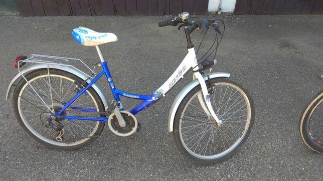 """Rower Bingo Sandra 24"""" dziewczęcy w dobrym stanie"""
