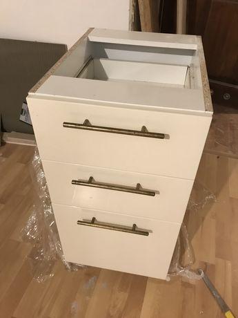 Szafka kuchenna z szufladami - 3 szuflady