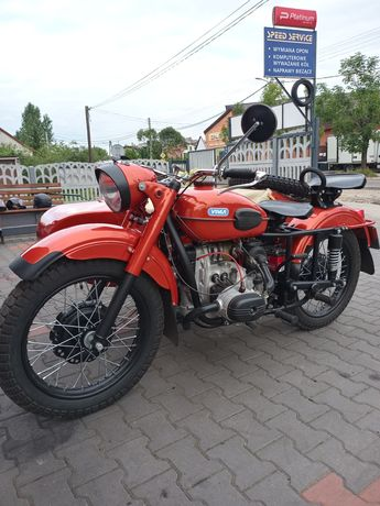 Ural M67. Stan Nowy. 1981r