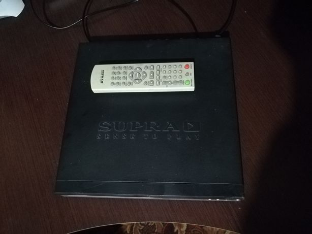Продам DVD проигрыватель Supra. Читает все...