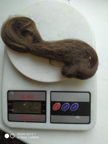 Волосы натуральные 30см длина