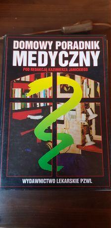 Oddam za darmo Domowy poradnik medyczny książka