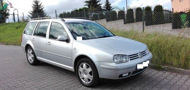 Volkswagen Golf 4 1.9 TDI 110km Automat 2000r