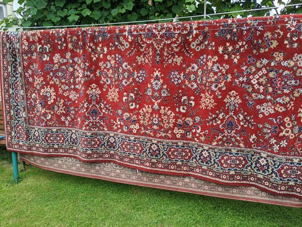 Шерстяний килим Halbmond teppishe 3х4м