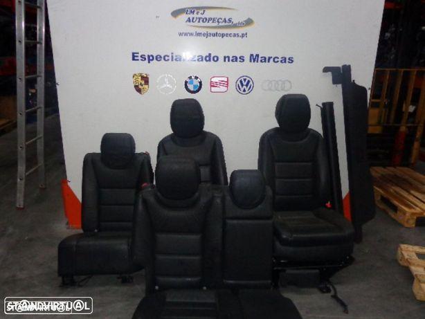 Bancos/interiores Porsche Cayenne 2005