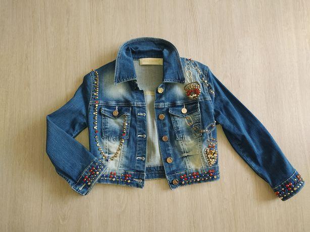 Джинсовая куртка Nice Istanbul