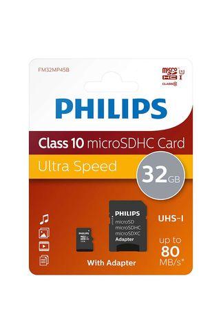Karty pamięci Philips SDHC.SDHXC