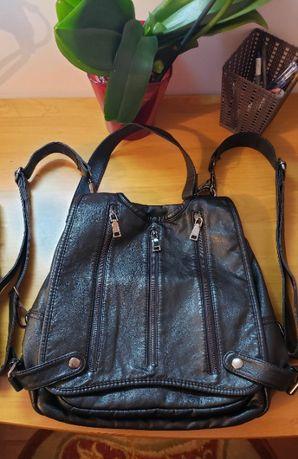 Женский стильный рюкзак / жіночий ранець / женская сумка/ портфель